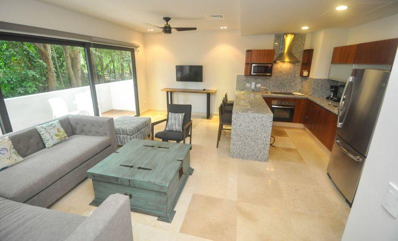 Comfy One Bedroom Terrazas Playa Del Carmen Luxury Condo