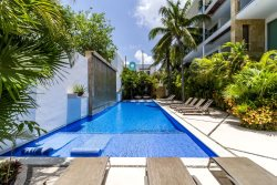 Stunning 2 bedroom in the heart of Playa del Carmen- Oasis 12 Condo # 101