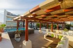 Aldea Thai 323 Private rooftop with lounge areas