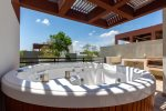 Puccis Lagunas Villa LMV48 Private Rooftop with grill