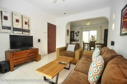 Spacious Poolside 2 Bed 2 Bath with Private Terrace