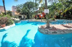Tropical House in Playacar - 3 Beds - 3.5 Baths - Pool
