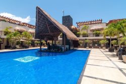 Luxury Aldea Thai Beachfront Condo with Ocean View & Private Pool