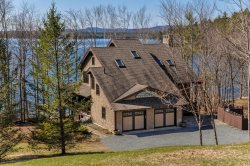 Stunning Lakefront Home on Squam Lake