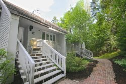 Rosebrook Condo Slopeside on the Two Miles Home Trail at Bretton Woods Ski Area -  FREE Dedicated WiFi