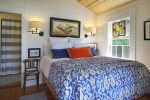 Erinleigh by the Sea Bedroom with Queen Bed