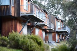 Riverside Cabins Thredbo - 2 Bedroom plus Loft for 6