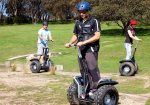 Hire a segway for a tour at Crackenback