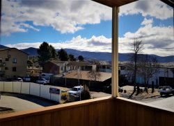 Mountain Square Unit 2 - With Veranda- Jindabyne Accommodation - Holiday Apartment