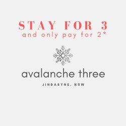 Avalanche 3 - Jindabyne Accommodation - Holiday Unit