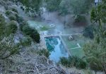 Thermal pools at Yarrangonbilly