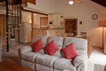 Mogul East Jindabyne relax in comfy lounges
