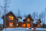 True ski-in ski-out 8 bedroom estate in Mountain Village