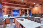 Enjoy all the amenities in this fully-equipped kitchen