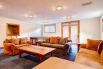 East End Retreat - Media room, perfect for the younger guests