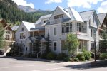Ajax Peak Unit C  Comfortable Townhome living on the main street, blocks from downtown Telluride