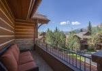 Extraordinary views of the San Juan Mountains from the private decks