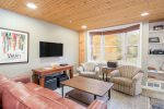 Enjoy open-concept living in this ski-in ski-out condo