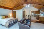 Bedroom 2 - The 2nd master suite -total privacy