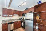 Columbia Place 7 - Kitchen, living and dining