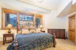 Another king sized guest suite with stunning views beyond