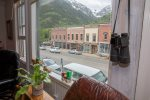 Located just off of Telluride`s historic main street