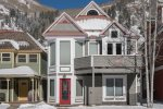 Bachman Village 26, in a quiet West end neighborhood of Telluride