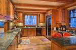 Large, gourmet kitchen fully-equipped to make any meal