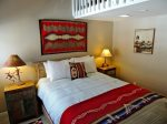 Loft Located in Queen Bedroom - Twin Bed
