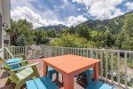 603 W. Galena - Spacious deck on main level with amazing views and outdoor furniture