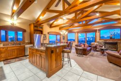 Craftsmanship and Ambience With Breathtaking Views