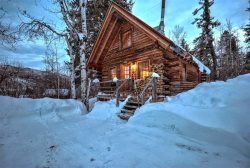 Secluded Historic Pet Friendly Cabin