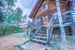 Rustic And Private Pet Friendly Cabin