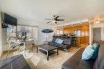 Fully Loaded kitchen, Stainless Steal Appliances, Mission Beach, San Diego Vacation House Rental