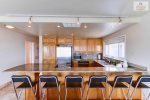 Kitchen Dining Bar with stools, Mission Beach, San Diego, Beach House Rental