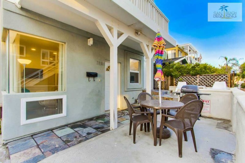 Luxury Beach House, Luxury Mission Beach Vacation Rental