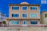 Front of Building, San Diego Beach Vacation Rental