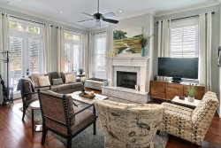 Heated Pool Access | 5*Clean | Flex Cancelation | Concert Tickets | Perfectly  located, grand Savannah Style home in the heart of the historic disctrict.
