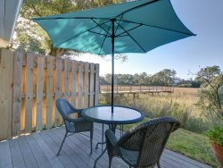 Heated Pool | 5*Clean | Flex Cancellation | Grocery Delivery | Perfect Getaway for Four on Tybee Island