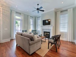 Heated Pool | 5*Clean | Flex Cancellation | Grocery Delivery | Keep cool and stay in comfort right down town Savannah.