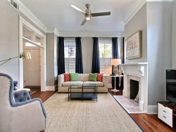 Newly Renovated | Classy Decor | Modern Amenities | Walking distance to everything in the Savannah Historic District!
