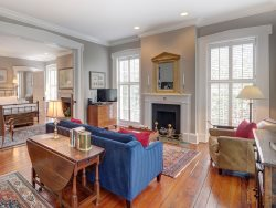 Heated Pool | 5*Clean | Flex Cancellation | Grocery Delivery | Beautiful Parlor level home, steps from historic Savannah.
