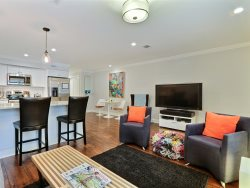 Heated Pool | 5*Clean | Flex Cancellation | Grocery Delivery | Amazing Garden Level Apartment Near Forsyth Park!