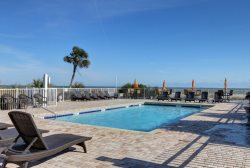Private Pool | 5*Clean | Flex Cancelation | Wonderful Tybee Island Vacation Rental! Great Location, Close to Restaurants, Shops, Beach and an Ocean View!