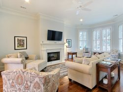 Heated Pool Access | 5*Clean | Flex Cancelation | Concert Tickets | Gorgeous New Construction Home in Historic Savannah