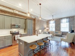Heated Pool | 5*Clean | Flex Cancellation | Grocery Delivery | Location, location, location! Chic New Broughton Loft in the heart of Savannah