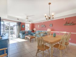 Heated Pool | 5*Clean | Flex Cancelation | Grocery Delivery | Ocean View Tybee Island Condo with Pool Access! Perfect for your family beach vacation!