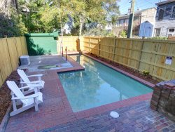 Private Pool | 5*Clean | Flex Cancelation | Victorian Beauty with Heated Pool Steps Away from Forsyth Park!