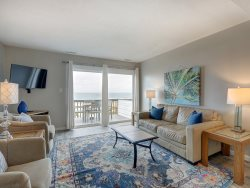 Ocean Front! Stay Directly On Tybee Island's Beautiful Beach