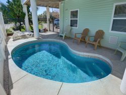 Private Pool | 5*Clean | Flex Cancelation | Concert Tickets | Fun Family Beach Home with Ocean Views, Private Pool, and Hot Tub!